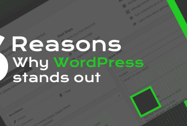 6 Reasons why WordPress stands out