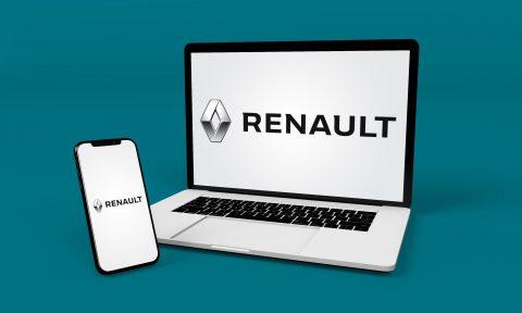 Renault Website
